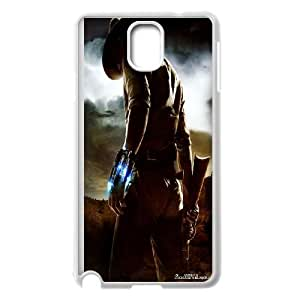Samsung Galaxy Note 3 Cell Phone Case White Cowboys and Aliens 640 X5D7HL