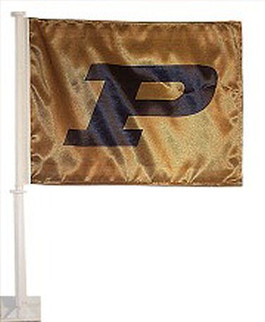 - Purdue Boilermakers Car Auto Flag