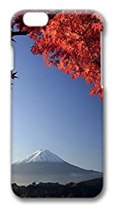 iphone 6 4.7inch Case Mount Fuji Japan In Autumn PC Hard Plastic Case for iphone 6 4.7inch
