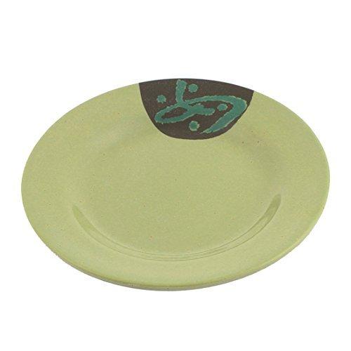 eDealMax ronde de cuisine en plastique restaurant Vaisselle Assiette 6 pouces Dia