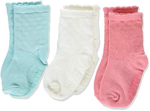 Carters Baby Girls Pointelle Crew Sock 3 Pack