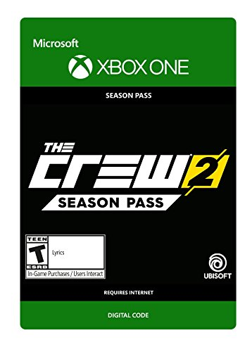 The Crew 2 Season Pass - Xbox One [Digital Code] by Ubisoft