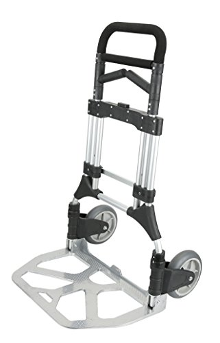 Pack-N-Roll 83-297-917 Folding Hand Truck Dolly, 500 lbs Capacity by Pack-N-Roll