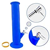 """Silicone Travel Foldable Unbreakable Art Hose 13.7"""" High"""