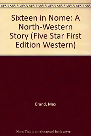 book cover of Sixteen in Nome