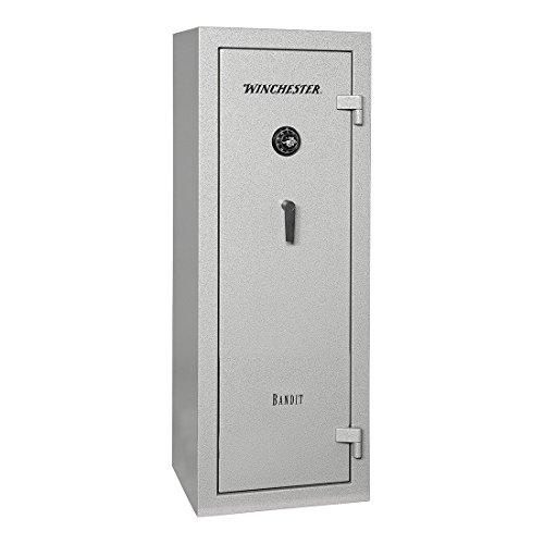Winchester Safes B-6022F1-14-11-M Bandit 14 Gun Safe with Mechanical Lock