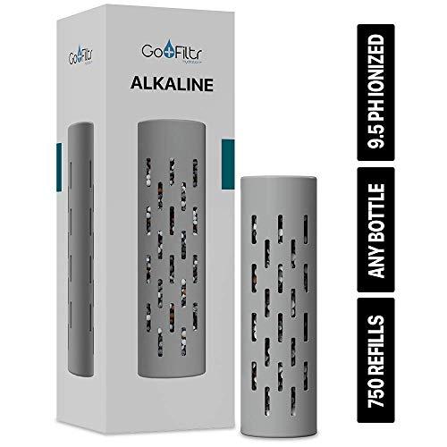 GOFILTR Alkaline Original | Create All-Natural 9.5ph Ionized Mineral Alkaline