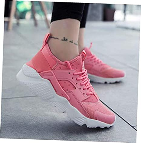 74a140b57e3a78 Amazon.com  Shoes Pink Size US 6.5  UK 4.5  EU 37 Womens Sneakers ...