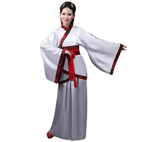 Costume Chinois Des Femmes Xfentech - Ancien Costume Costume Traditionnel National De Vêtements De Style Chinois - Performances Spectacle Style 5 Cosplay Vêtements
