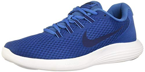 Nike Men's Lunarconverge Running Shoe, Gym Binary Star Blue/White, 9.5 D US
