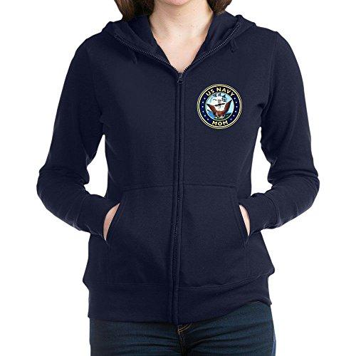 Navy Mom Sweatshirt - 6