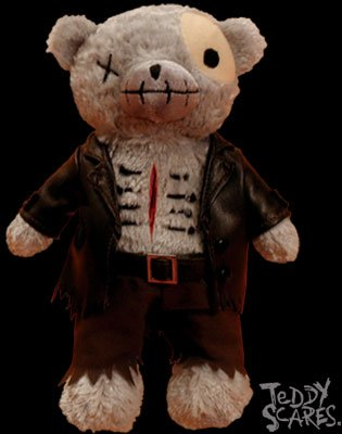 Teddy Scares Hester Golem 6in. Mini