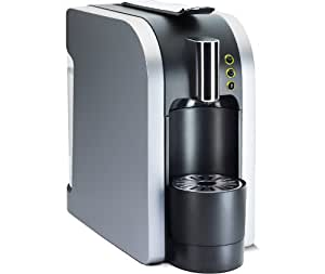 K-fee System Preferenza - Cafetera monodosis, color plateado
