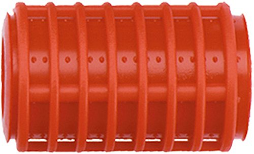 easy kurl Thermo-Volumenwickler, 32 mm Durchmesser, Beutel mit 6 Stück und 1 Zange, rot