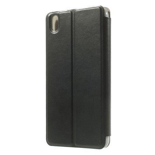 del teléfono móvil Business Case HTC Desire 816 Cubierta Un caja del del tirón del teléfono celular Negro