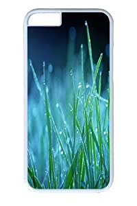 iPhone 6 plus Cases & Covers - Night grass Custom PC Hard Case Cover for iphone 6 plus 5.5 inch White
