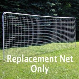 Jaypro Stg-824N Portable Training Soccer Goal - 8Ft x 24Ft - Replacement Net (Jaypro Replacement Net)
