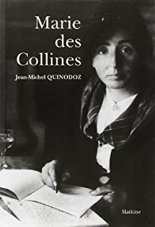 Marie des Collines, Quinodoz, Jean-Michel