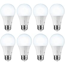 Sengled Smart LED Daylight (Element Classic) Bulb, Hub Required, 5000K, A19 60W Equivalent, Works With Alexa, Google Assistant & SmartThings, 8 Pack