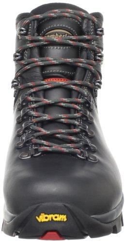 Zamberlan - Botas de cuero para hombre Negro