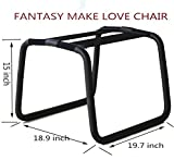 Multifunction Sex Position Enhancer Chair Novelty Toy for Couples