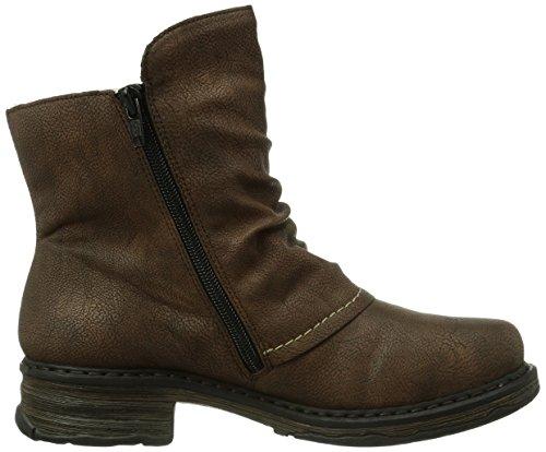 Damen Rieker Stiefel 26 Z9984 Halbschaft qxx6wYg