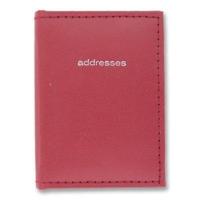(Mini Telephone Address Book, Vinyl, 3