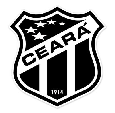 - Ceara SC - CE - Brazil - Brasil Football Soccer Futbol - Car Sticker - 4
