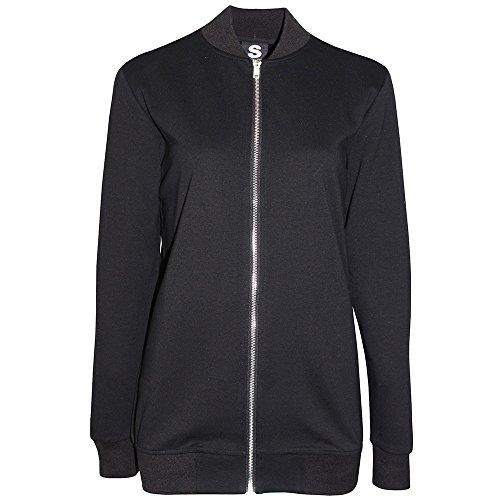 Skrypt - Sweat-shirt - Manches Longues - Femme noir noir