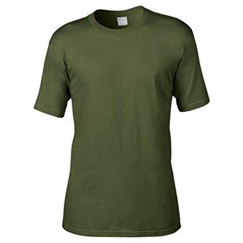 Anvil - Camiseta - para hombre Ciudad Verde
