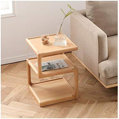 Erg Goedkoop Eenvoudige Familie Sofa Salontafel Plank Creatieve Thuis Hoek Decoratie Frame Meubilair Vierkante Salontafel wMZ0mdP