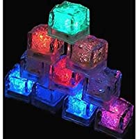 Flash ice cubes