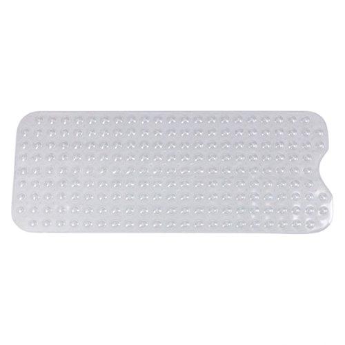 "Bath Mat,Vinyl Non-Slip Safety Suction Bathtub Mat By Hmane--15.75""X39.37"""