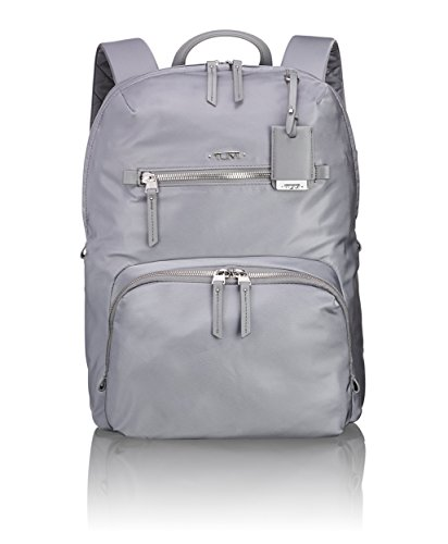 Tumi Women's Voyageur Halle Backpack, Grey, One Size by Tumi