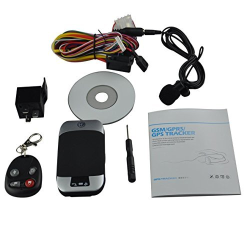 Quad band GPS vehicle tracker GPS303G with remote control,Listen in,GPS