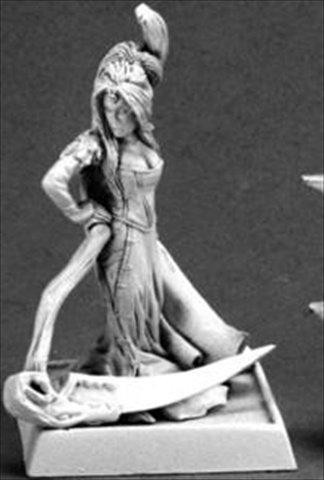 Reaper Miniatures 60088 Pathfinder Series Mini Cleric Of Urgathoa Miniature by Reaper