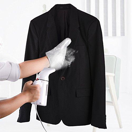 Garment Steamer Ironing Gloves Mitt Tingtio Anti Steam Gloves Durable Heat Resistant -8965