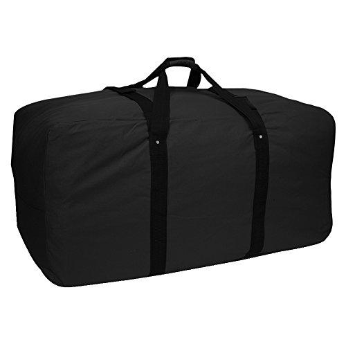 Black Square Cargo Duffle Sport product image