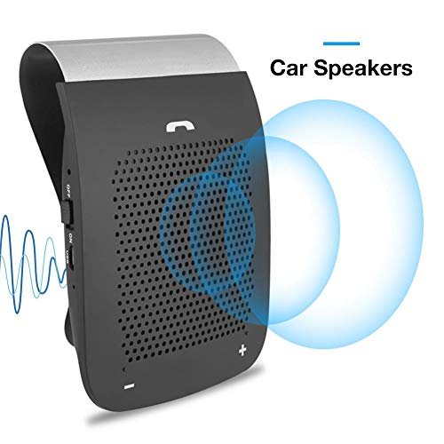 sun visor speaker - 8