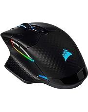 "Corsair AU Dark Core RGB Pro Gaming Mice,Black,CH-9315411-AP, Holds 17.5""x23.5"" Pad"
