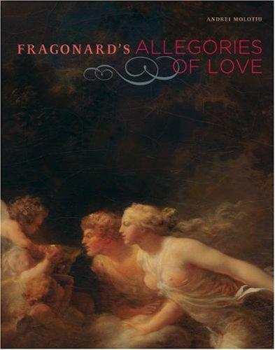 Fragonard's Allegories of Love (Getty Museum Studies on (Fragonard Painting)