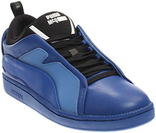 Puma Men's Mcq Brace Lo Surf Web/Black/Surf Web Ankle-High Leather Fashion Sneaker - 6M