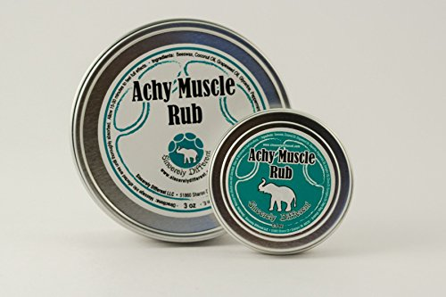 Achy Muscle Rub by Sincerely Different