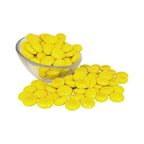 Yellow Glass Gems Lbs Non Toxic product image
