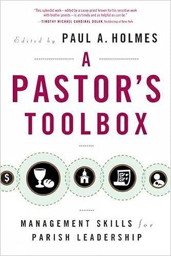 Ebooks txt nedladdning A Pastor's Toolbox: Management Skills