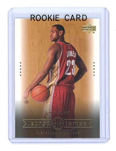 Upper Deck 2003 Mint - 2003 Upper Deck #30 Ready or Not Lebron James Rookie Card - Mint Condition Ships in a Brand New Holder