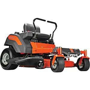 "Husqvarna 967271501 46"" 20HP Briggs and Stratton Zero Turn Lawn Mower"