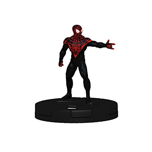 Marvel Heroclix Superior Foes of Spider-Man #031 Spider-Man Miniature Figure Complete with Card