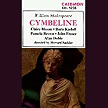 Cymbeline Performance by William Shakespeare Narrated by Shakespeare Society