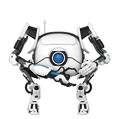 Funko Pop Games: Portal - Atlas Collectible Vinyl Figure: Funko Pop! Games:: Toys & Games